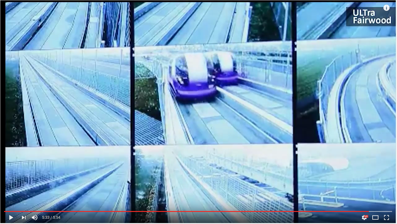 Click to watch video introduction to real-world PRT application (Heathrow Airport).
